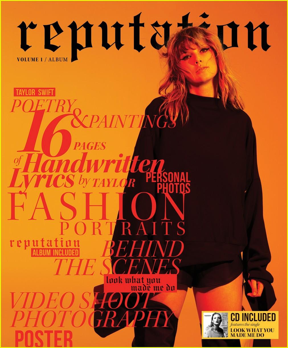 taylor swift reveals reputation magazine covers 01