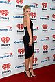 kelsea ballerini wows in black dress at iheart radio music festival 02