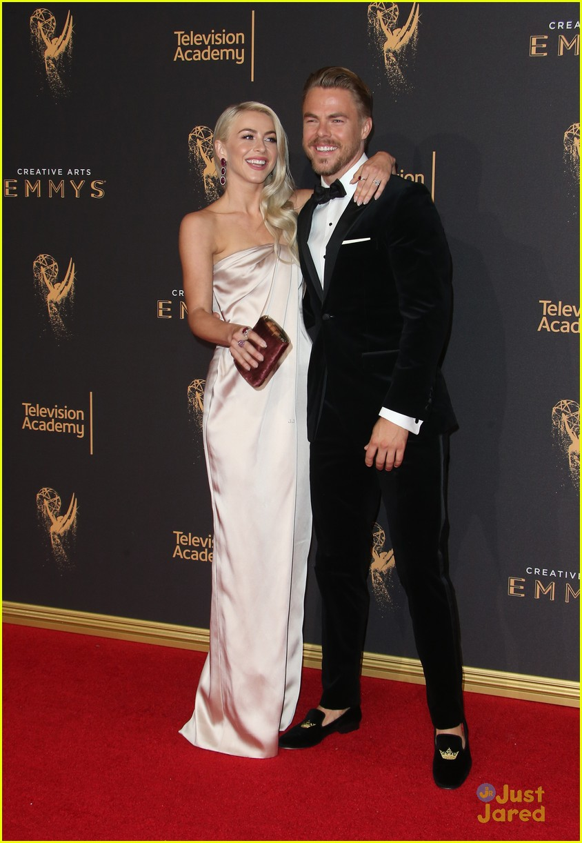 derek hough hayley  sharna julianne brooks emmys 21
