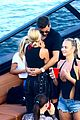 scott disick and sofia richie flaunt pda on a boat with friends2 03