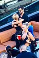 scott disick and sofia richie flaunt pda on a boat with friends2 19