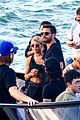 scott disick and sofia richie flaunt pda on a boat with friends2 37