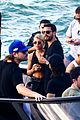scott disick and sofia richie flaunt pda on a boat with friends2 39