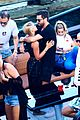 scott disick and sofia richie flaunt pda on a boat with friends2 44