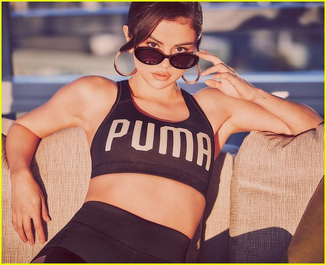 selena gomez announces puma partnership 02