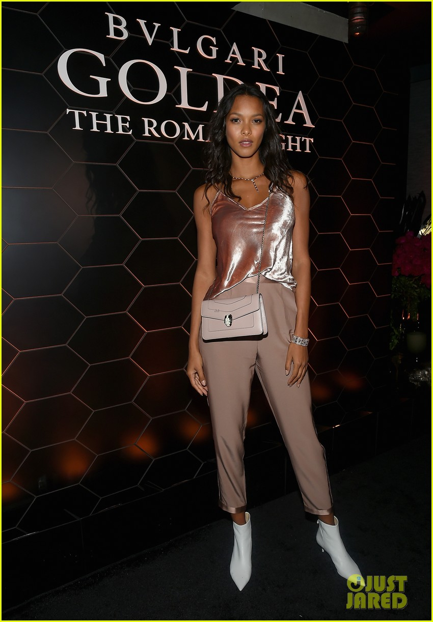 bella hadid stuns at launch of bulgaris new fragrance 20