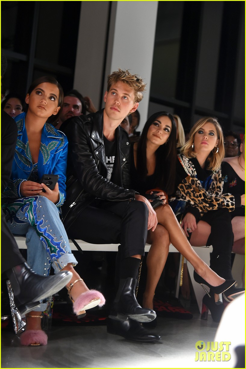 hudgens austin butler and Vanessa