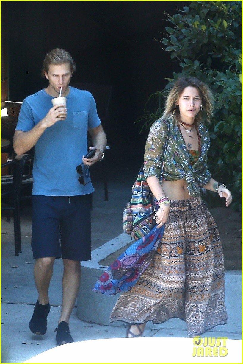 paris jackson spotted hanging out with keegan allen 01