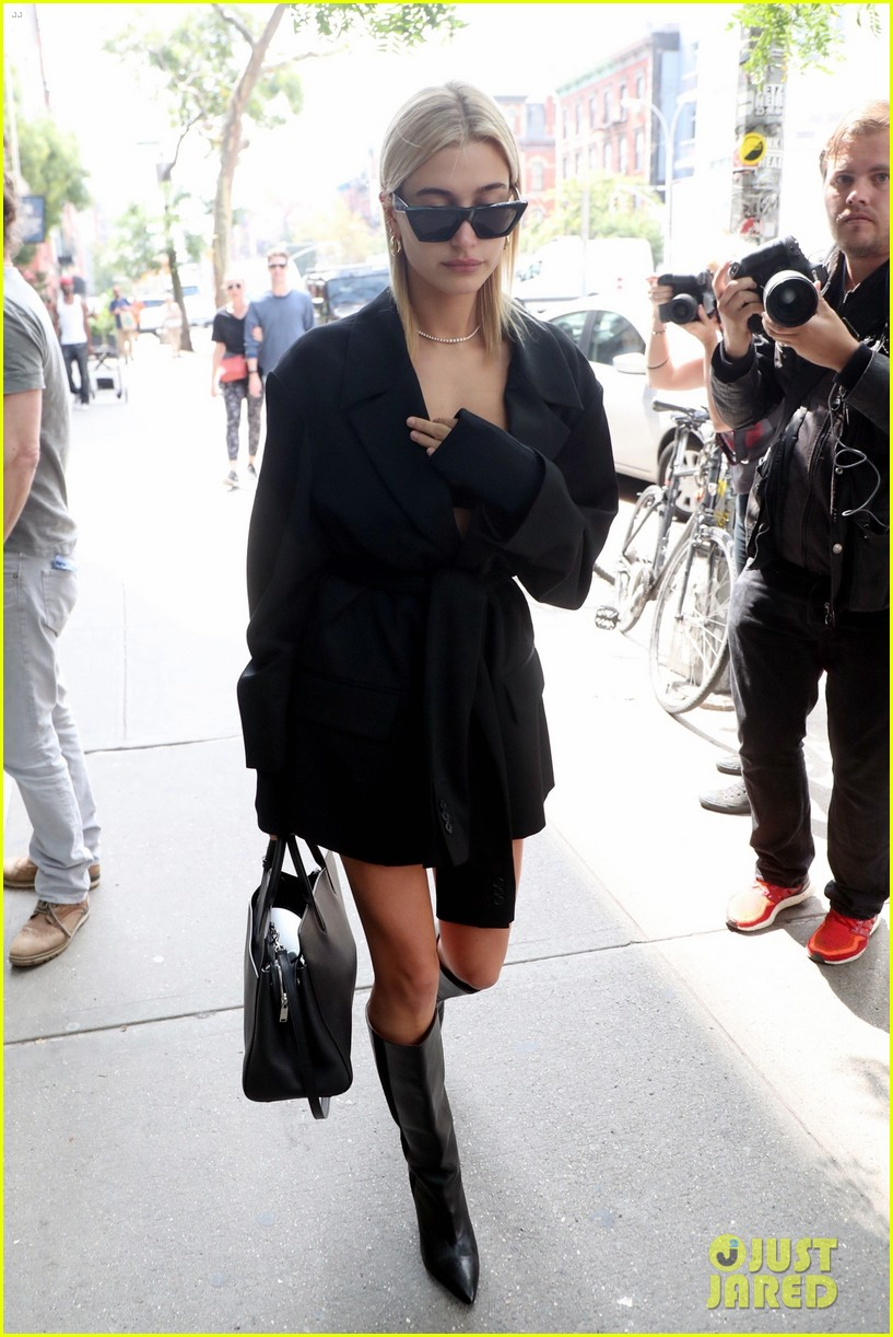 kendall jenner gigi and bella hadid show off their nyfw street style 10