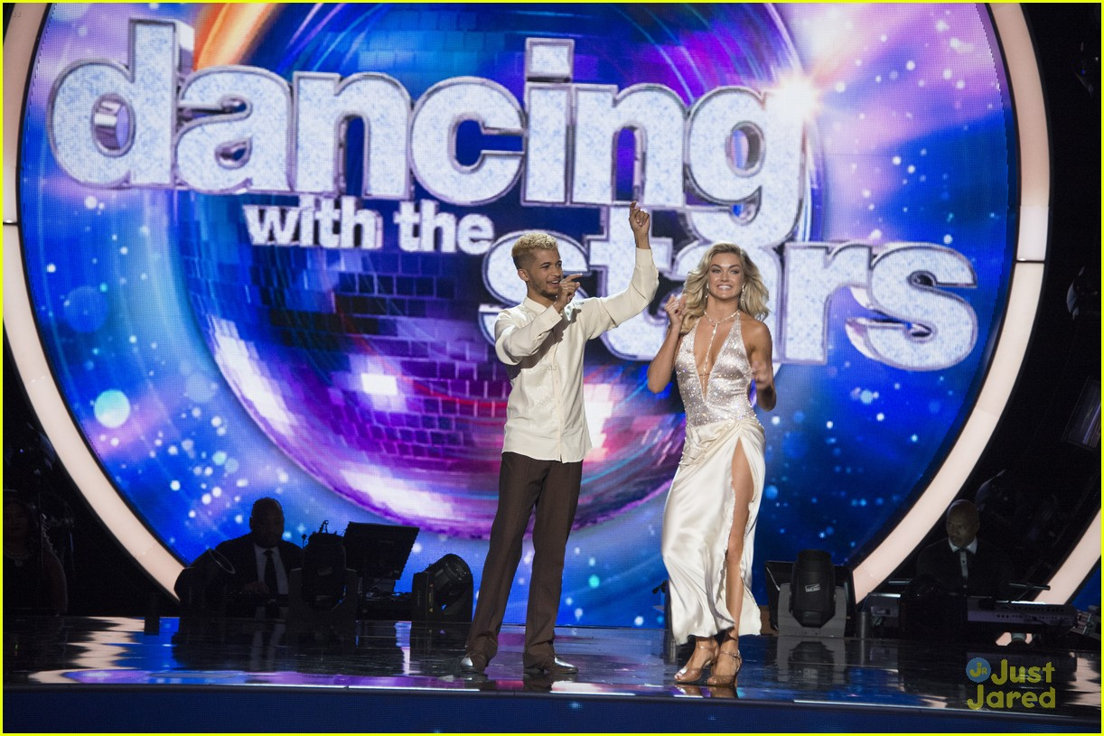 jordan fisher challenges cuban heel dwts ballroom night 03