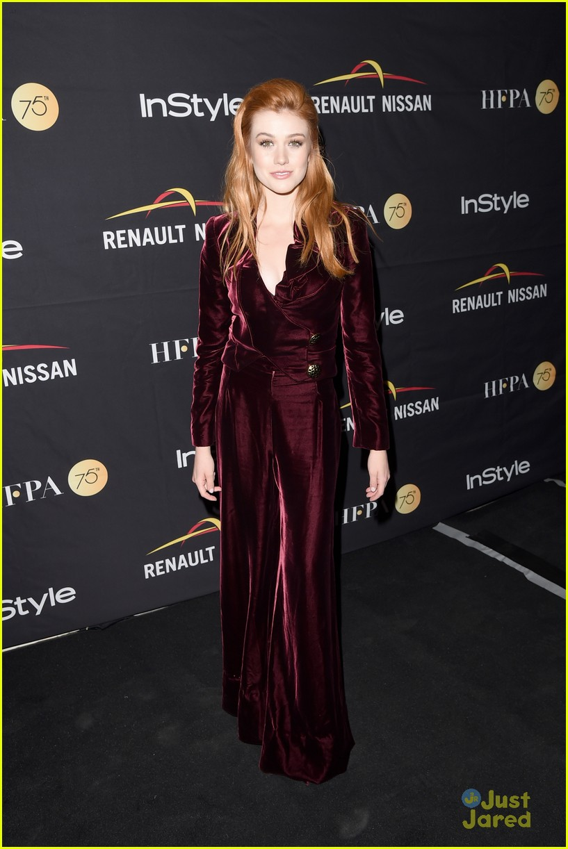 katherine mcnamara tiff events clary first look 01