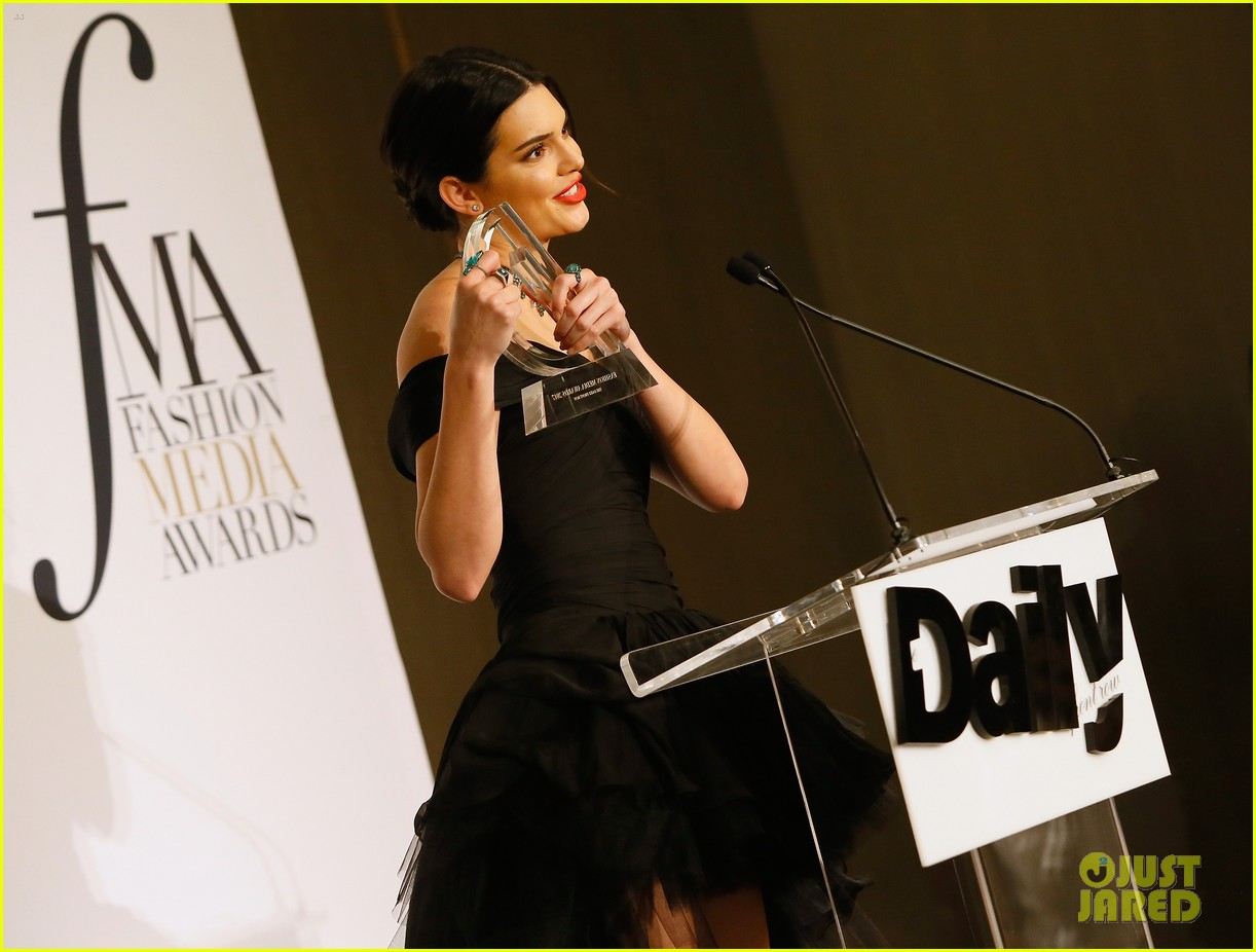 kendall jenner dfw awards valli gown 07