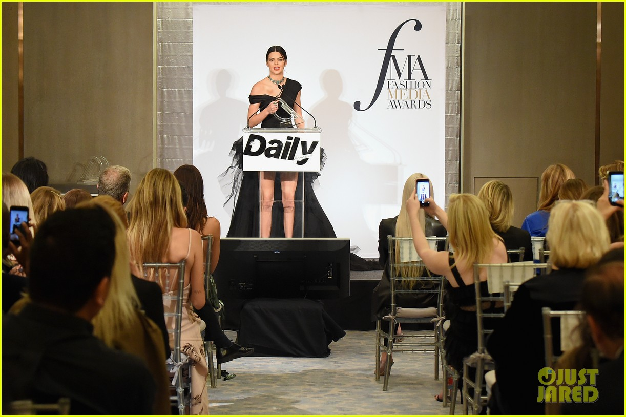 kendall jenner dfw awards valli gown 11