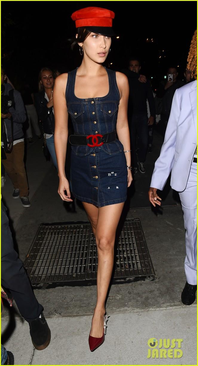 kendall jenner bella hadid enjoy fashionable night out 06