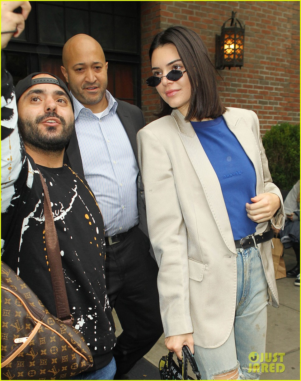 kendall jenner nyc hotel 04