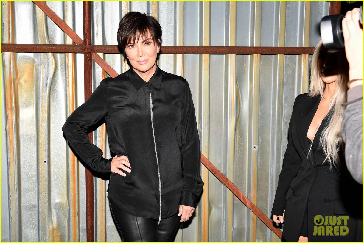 kim kardashian kris jenner watch kendall alexander wang 11