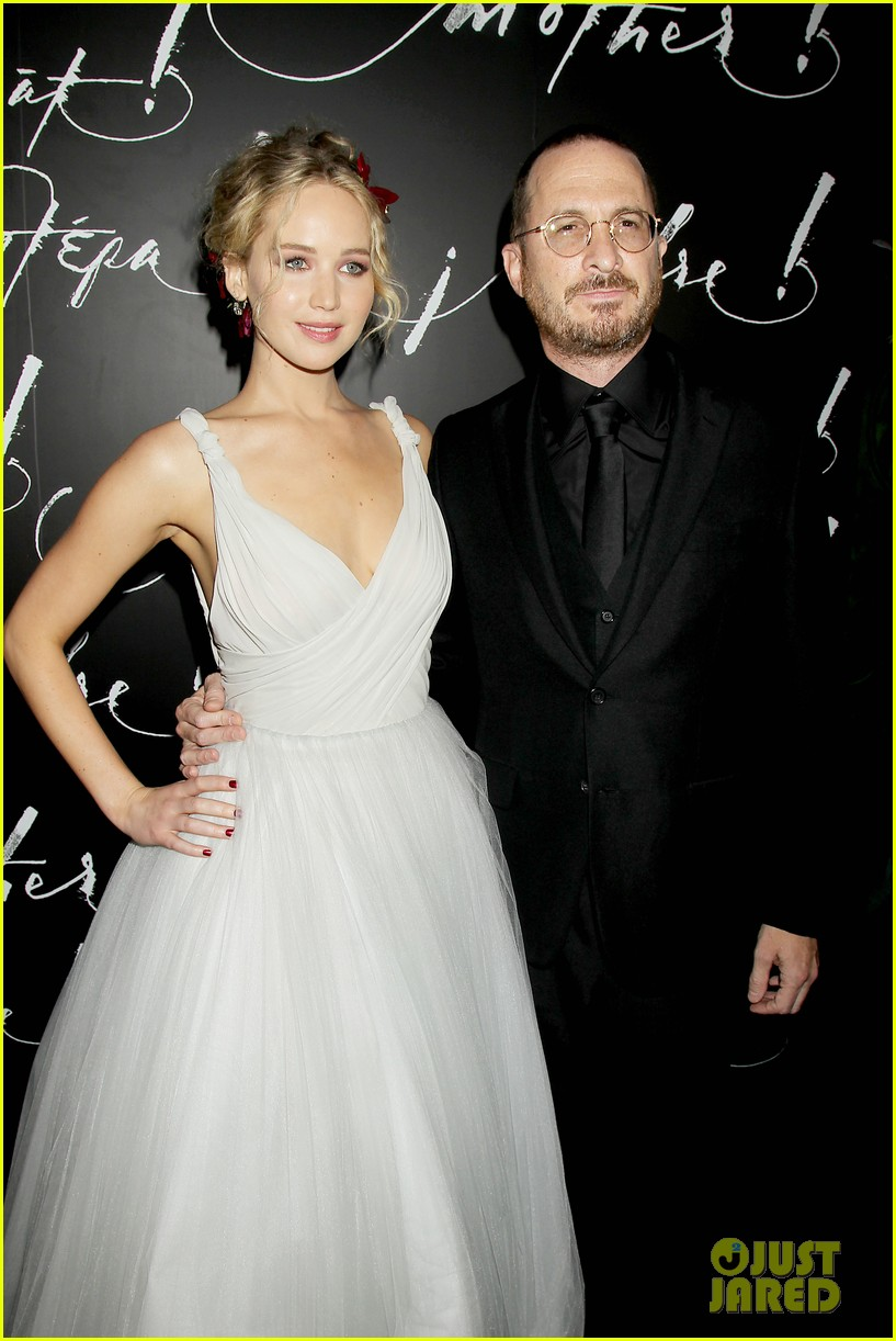 jennifer lawrence darren aronofsky mother nyc premiere 04