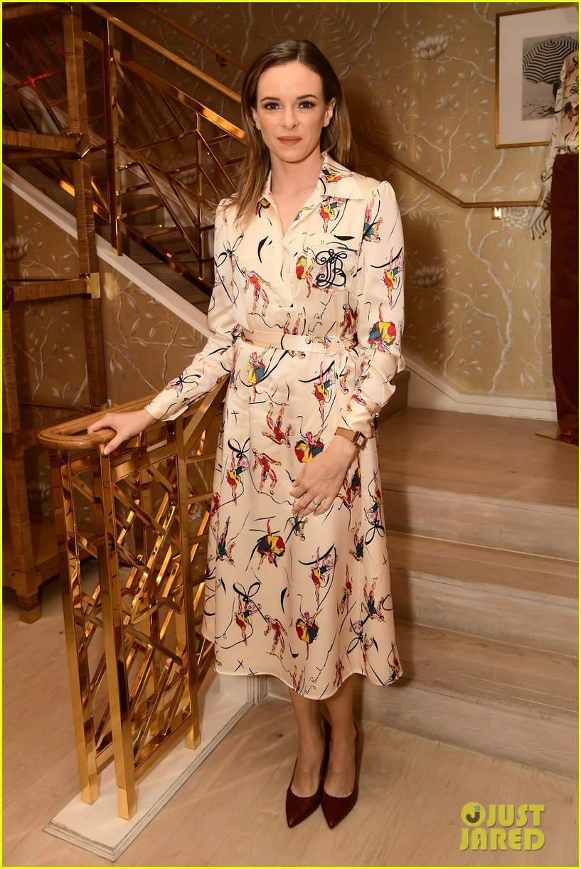 danielle panabaker alisha boe and shannon purser team up for glamour event 08