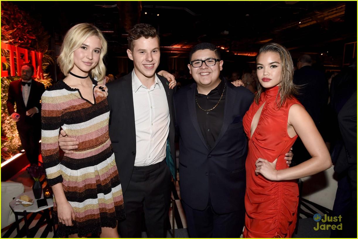 047930b3673fbc  Alexa   Katie s Paris Berelc   Isabel May Party It Up at Netflix s Emmys  Celebration