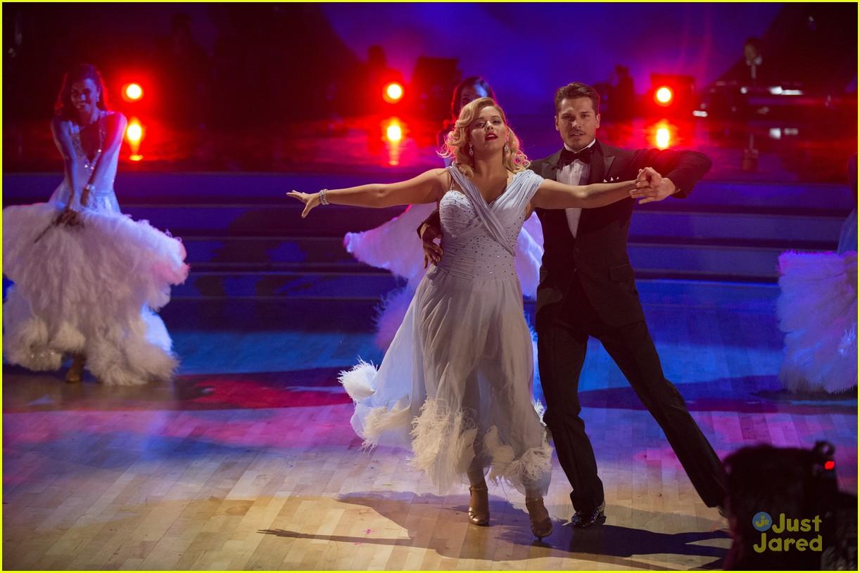 sasha pieterse shay mitchell dwts fix scores viennese waltz 03