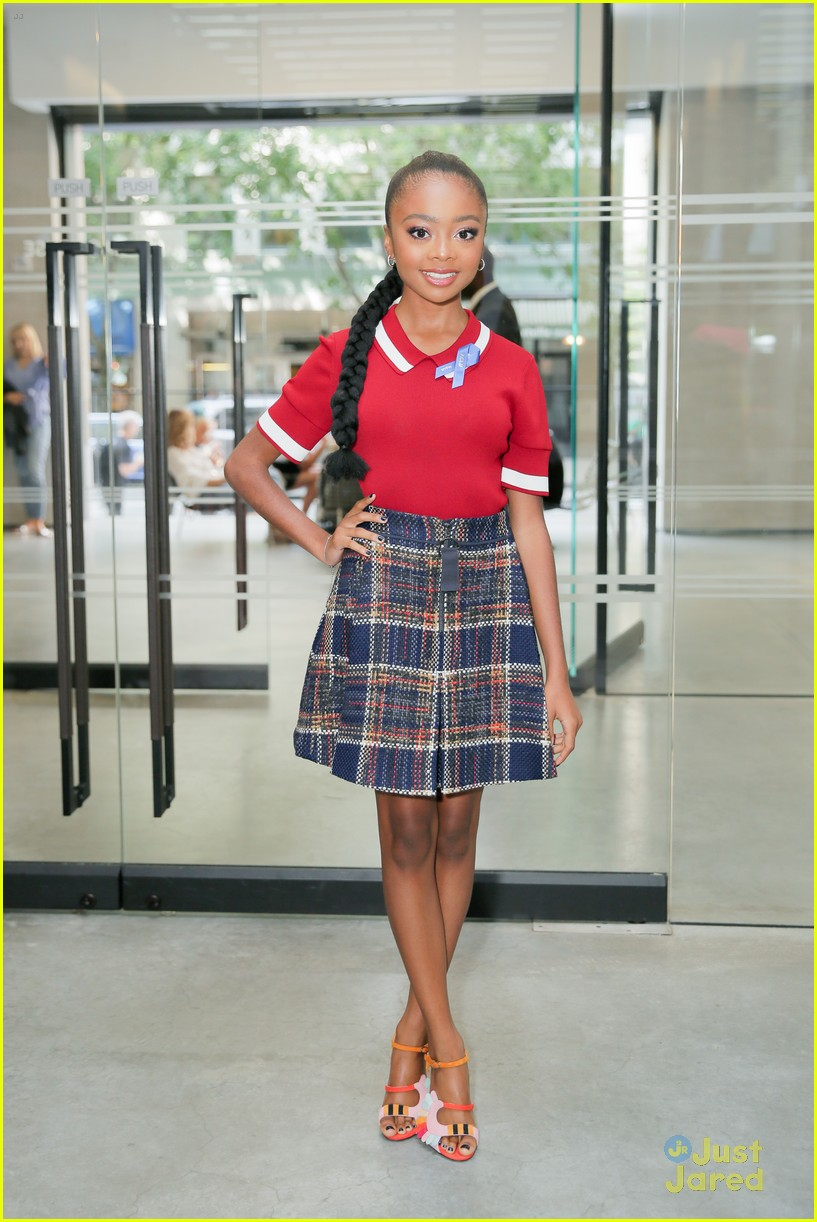 skai jackson fashion collection wu dinner events alisha sula 05