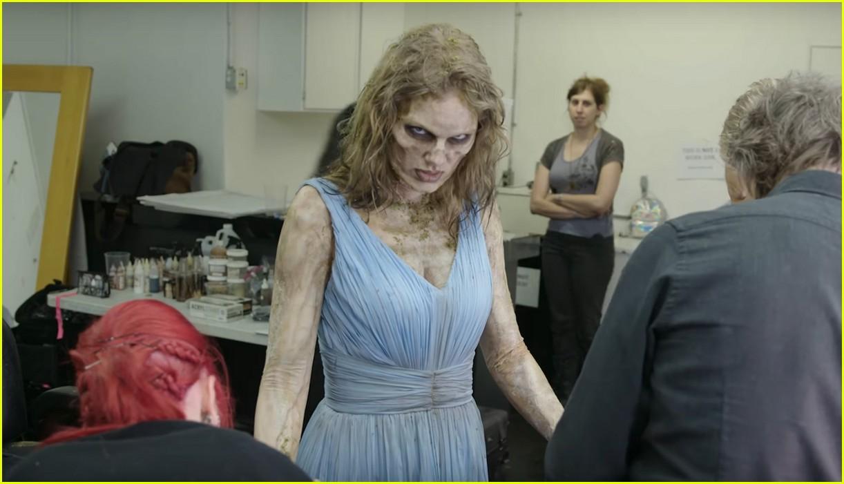 taylor swift zombie 1