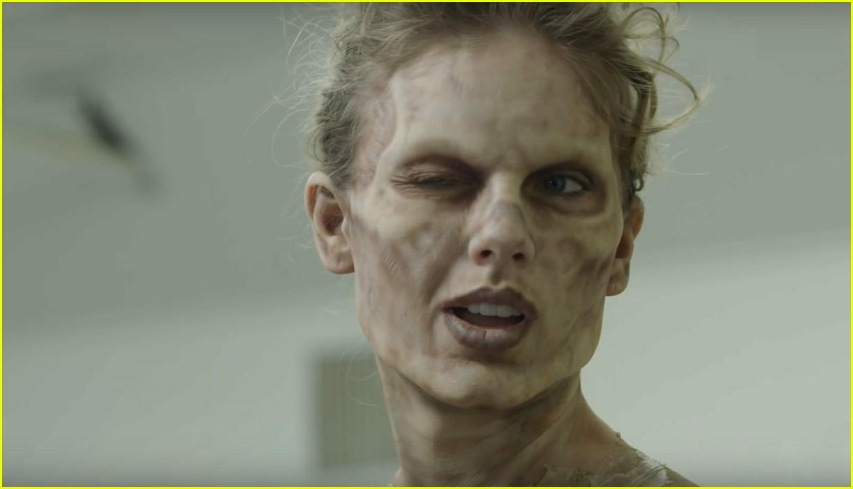 taylor swift zombie 4