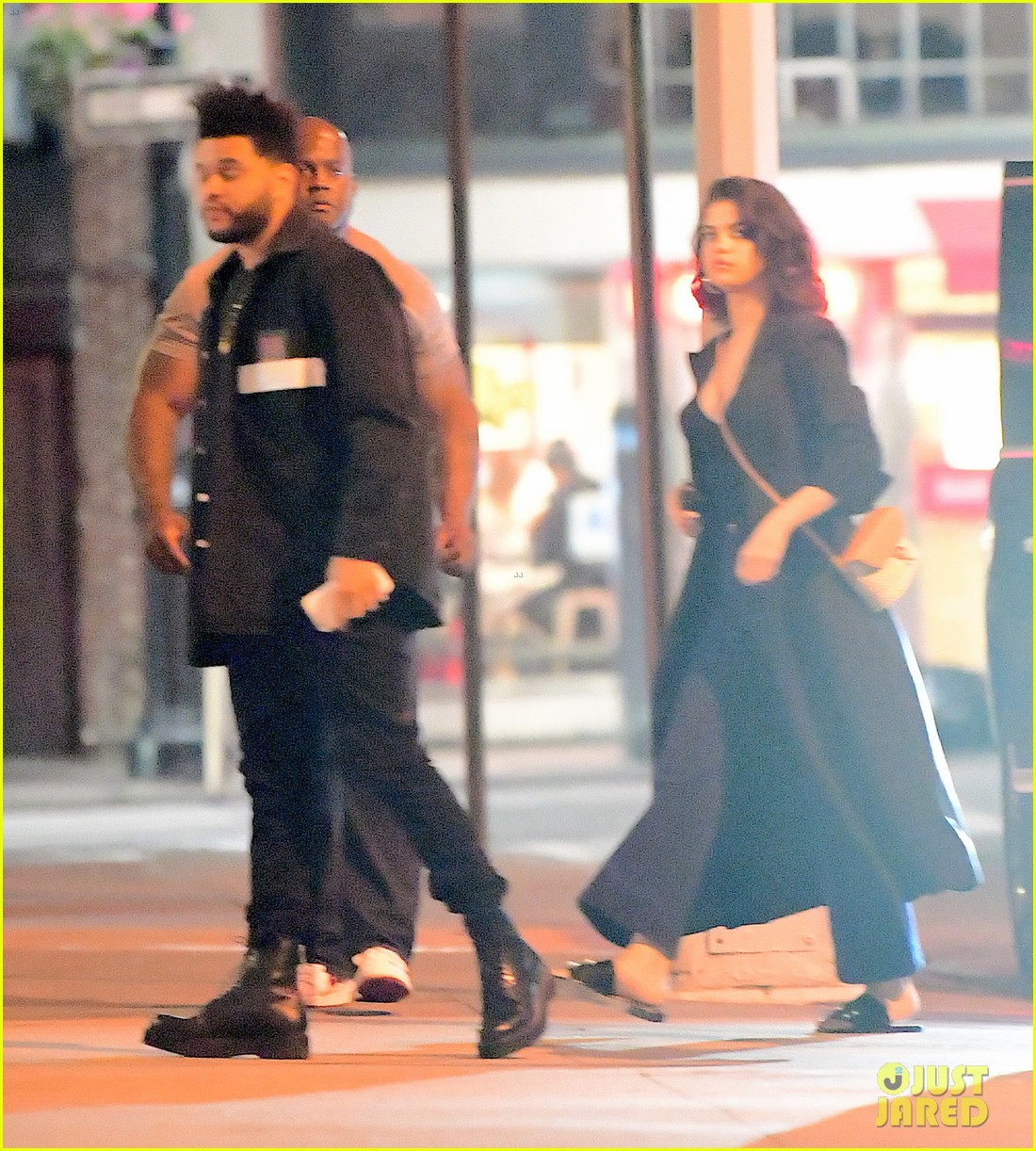 selena gomez the weeknd spend time together in new york city 01