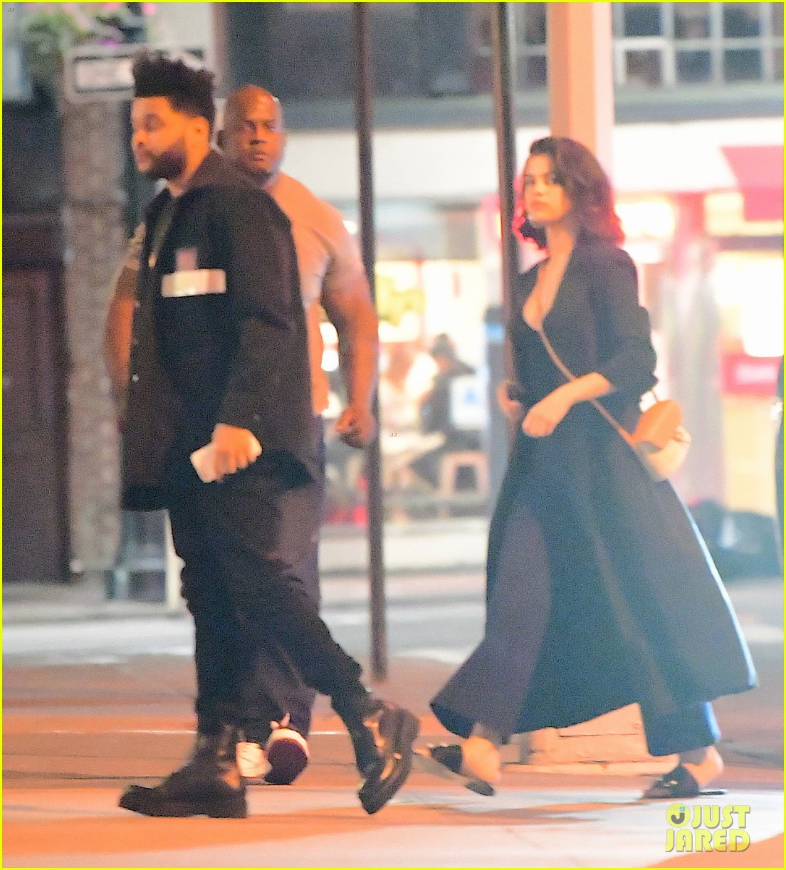 selena gomez the weeknd spend time together in new york city 03