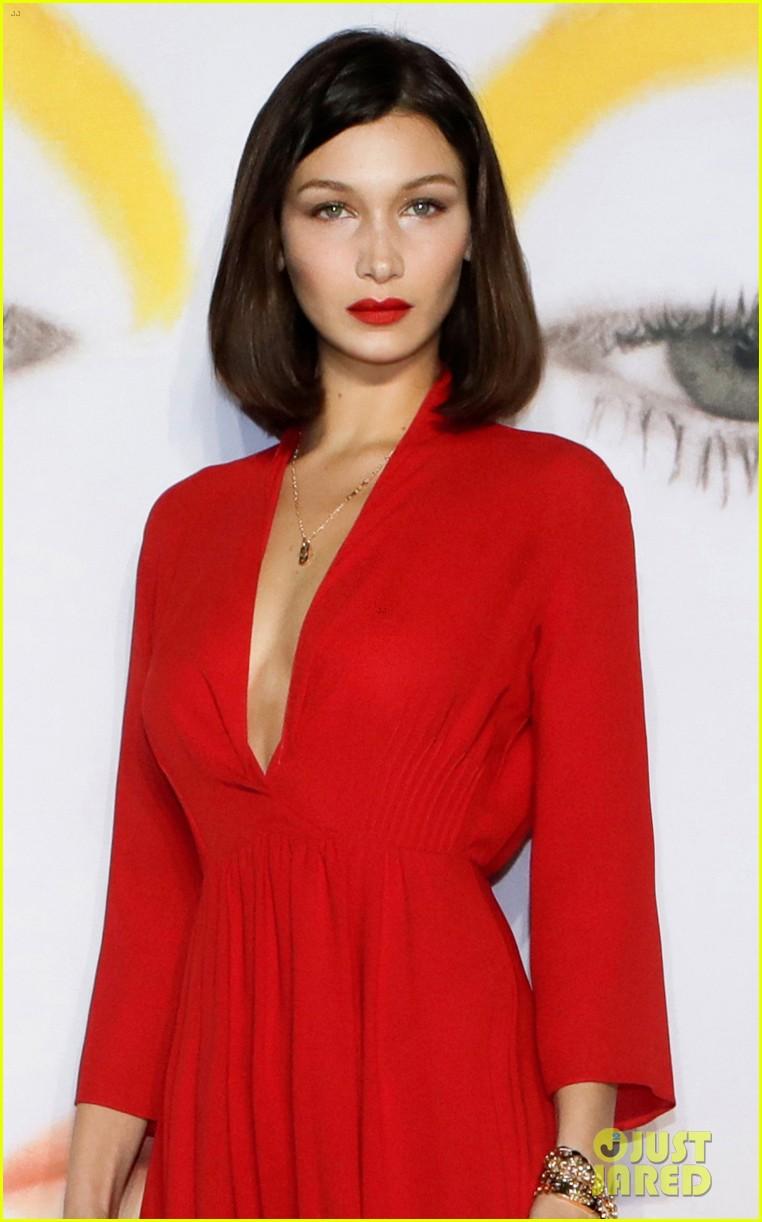 Bella Hadid Hosts Dior Makeup Event In South Korea Photo 1117767