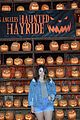 these celebs got spooked on the la haunted hayride 12