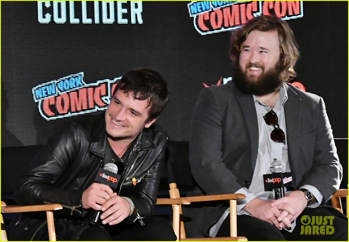 josh hutcherson shows off his comedy chopes in future man trailer 04
