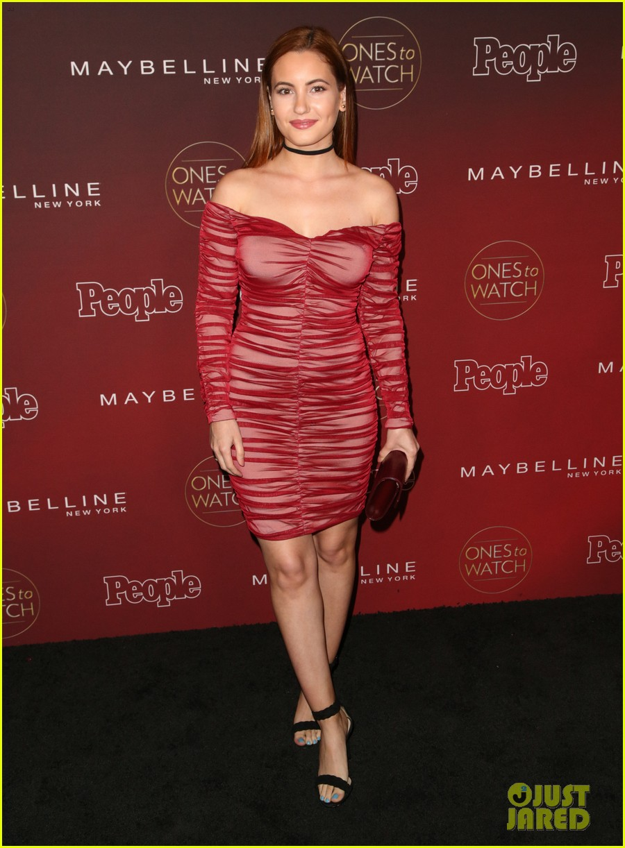 paris jackson julia michaels sasha pieterse more step out for people mags ones to watch party 47