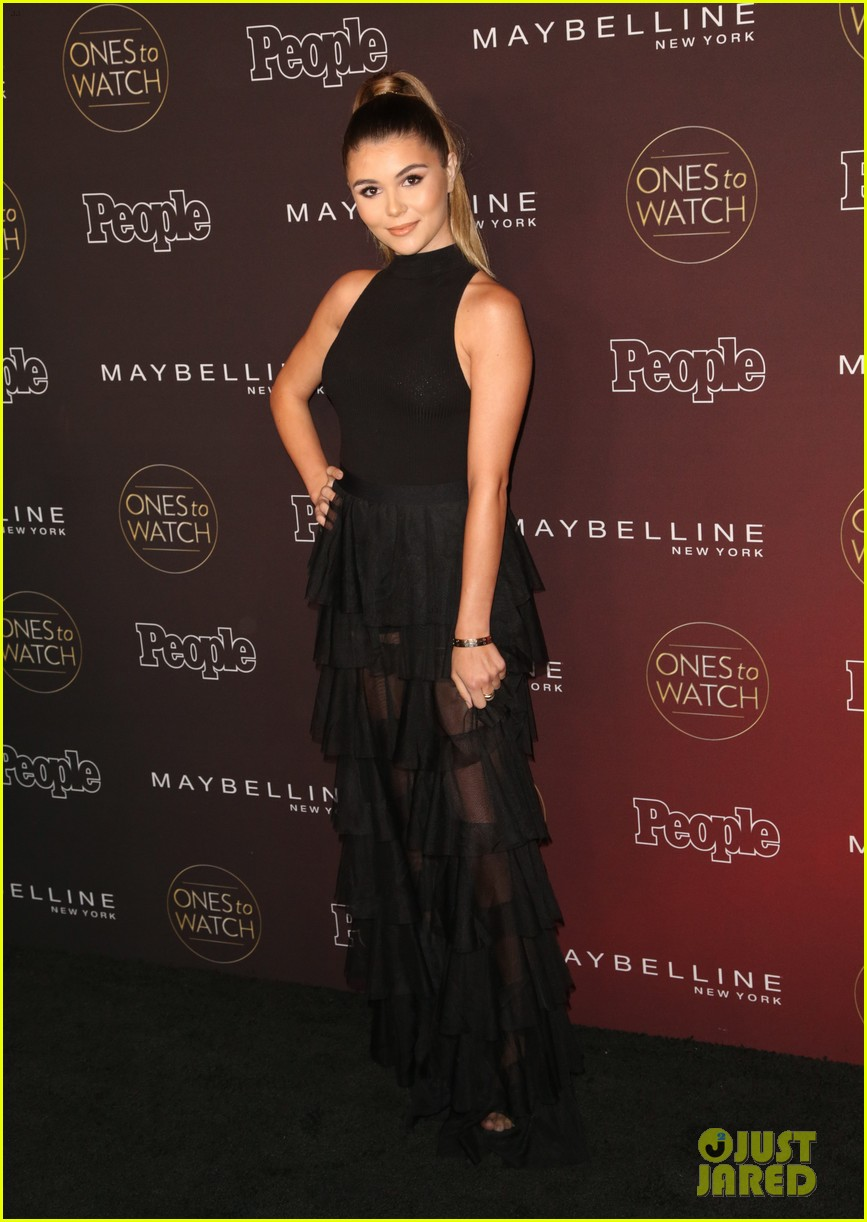 paris jackson julia michaels sasha pieterse more step out for people mags ones to watch party 58
