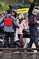 lucy hale jayson blair pick up life sentence filming 05