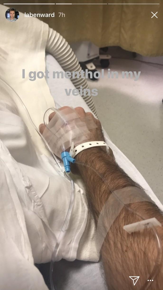 luke benward breaks leg accident 02