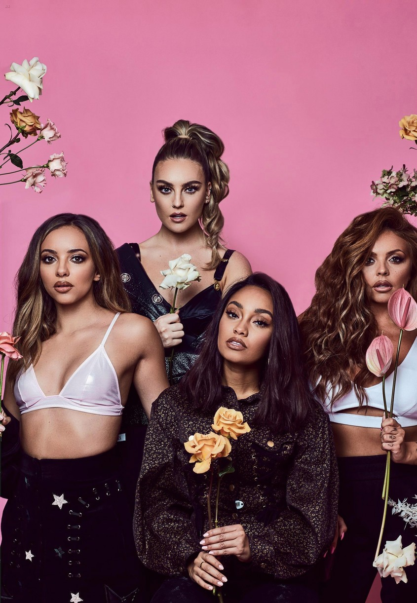 little mix defend more mature music: 'it's not going to be bubblegum