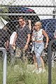 scott disick sofia richie grab coffee before flying out of town 34