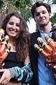 brec bassinger and boyfriend dylan summerall make cute couple at ysb friendsgiving 13