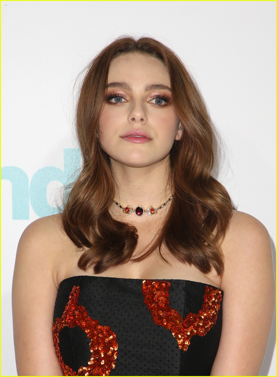 danielle rose russell jacob tremblay wonder premiere 26