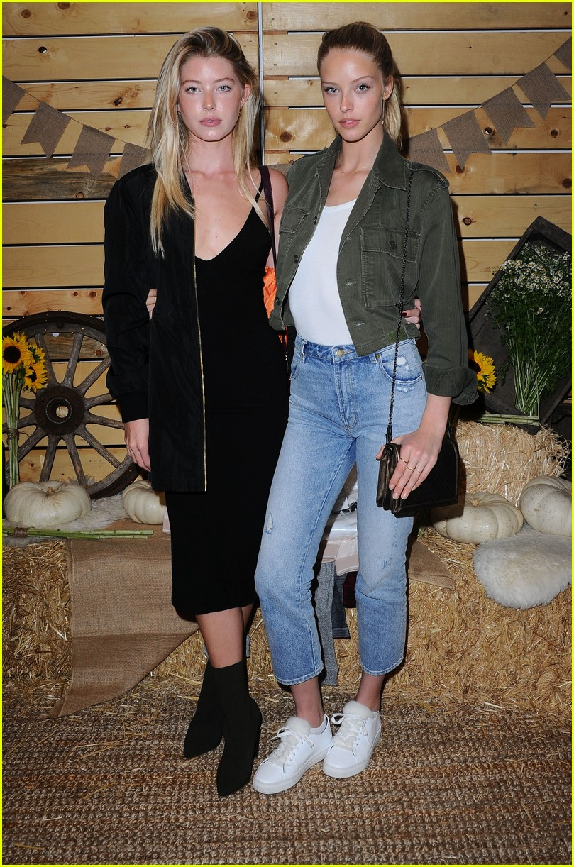cara delevingne january jones jessica szohr and more step out for fall fashion event 07