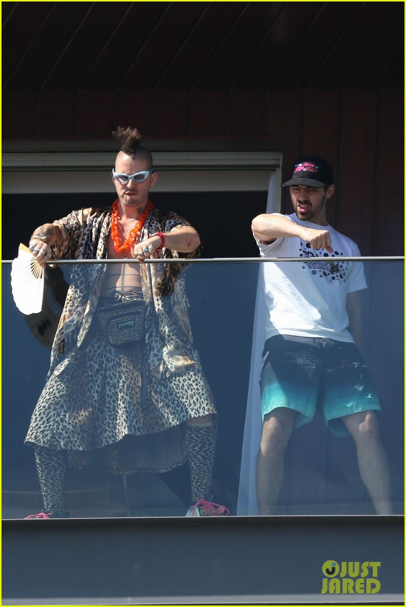 dnce have fun in rio ahead of bruno mars tour 04