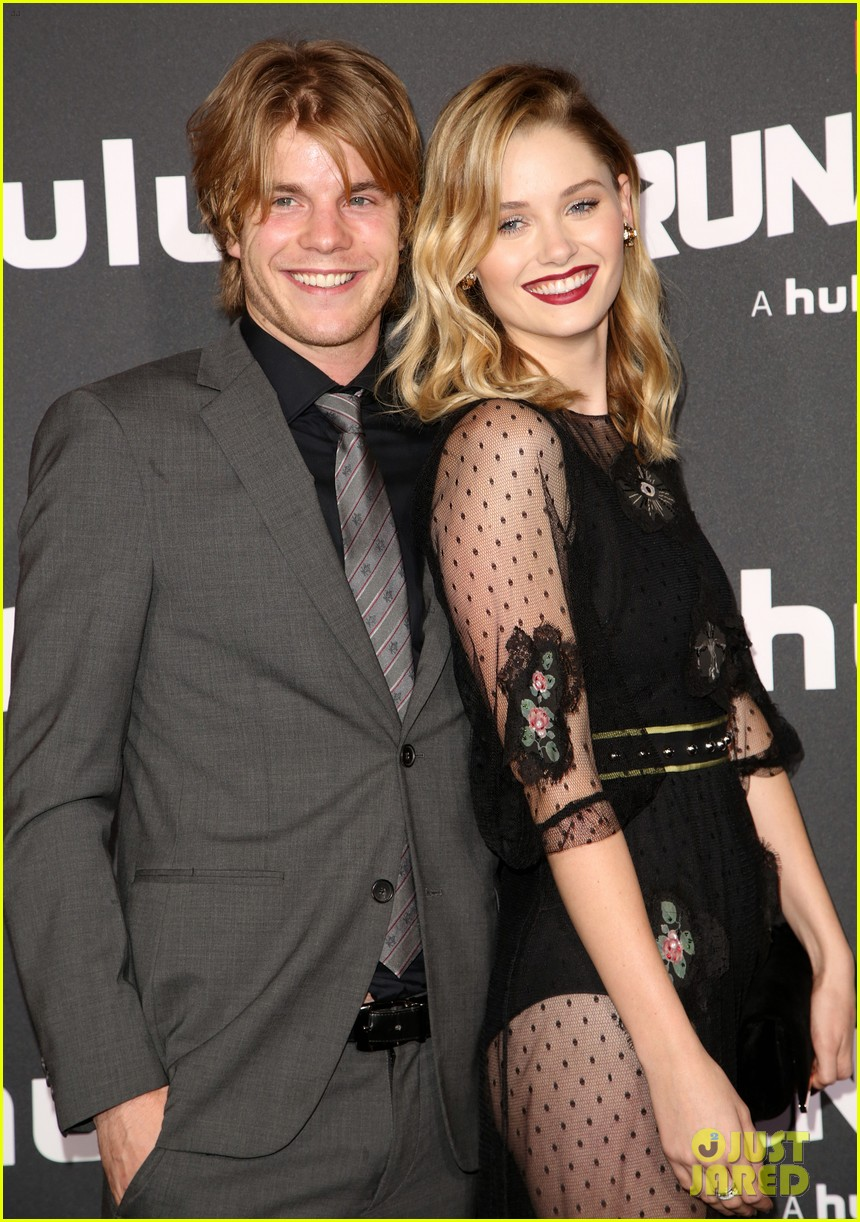 virginia gardner graham rogers runaways premiere 04
