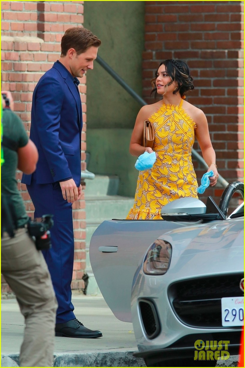 vanessa hudgens gets to work on second movie in a week 02