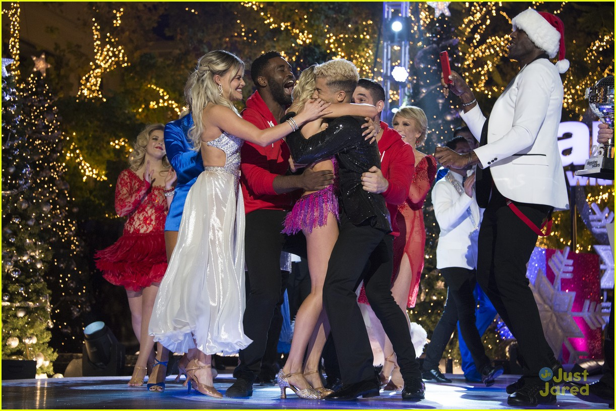 lindsay arnold win dwts25 pros praise comments 02
