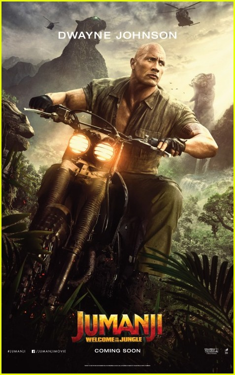 nick jonas is sexy on new jumanji character posters 10