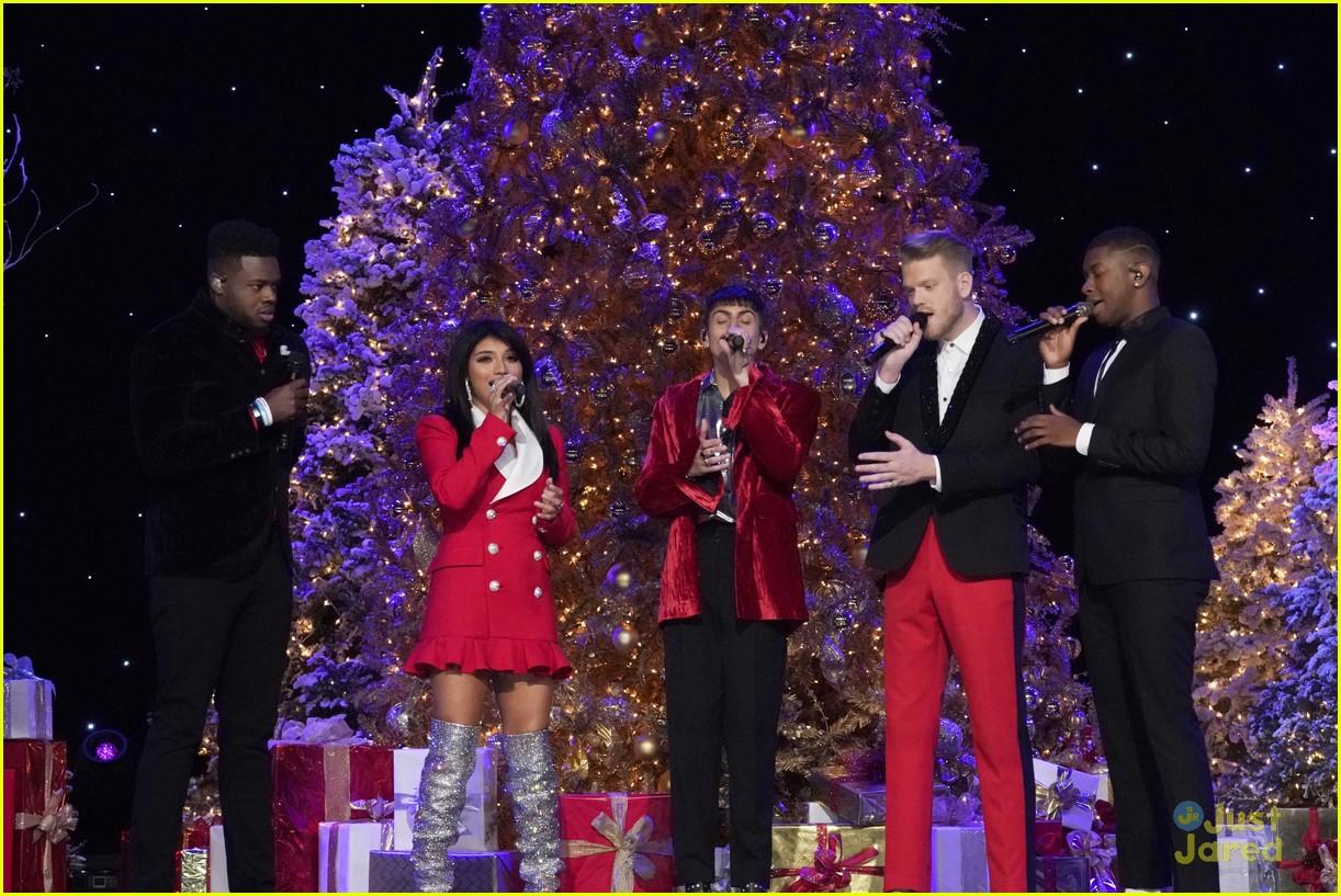 darci lynne pentatonix christmas special deck halls video 05 - Christmas Pentatonix