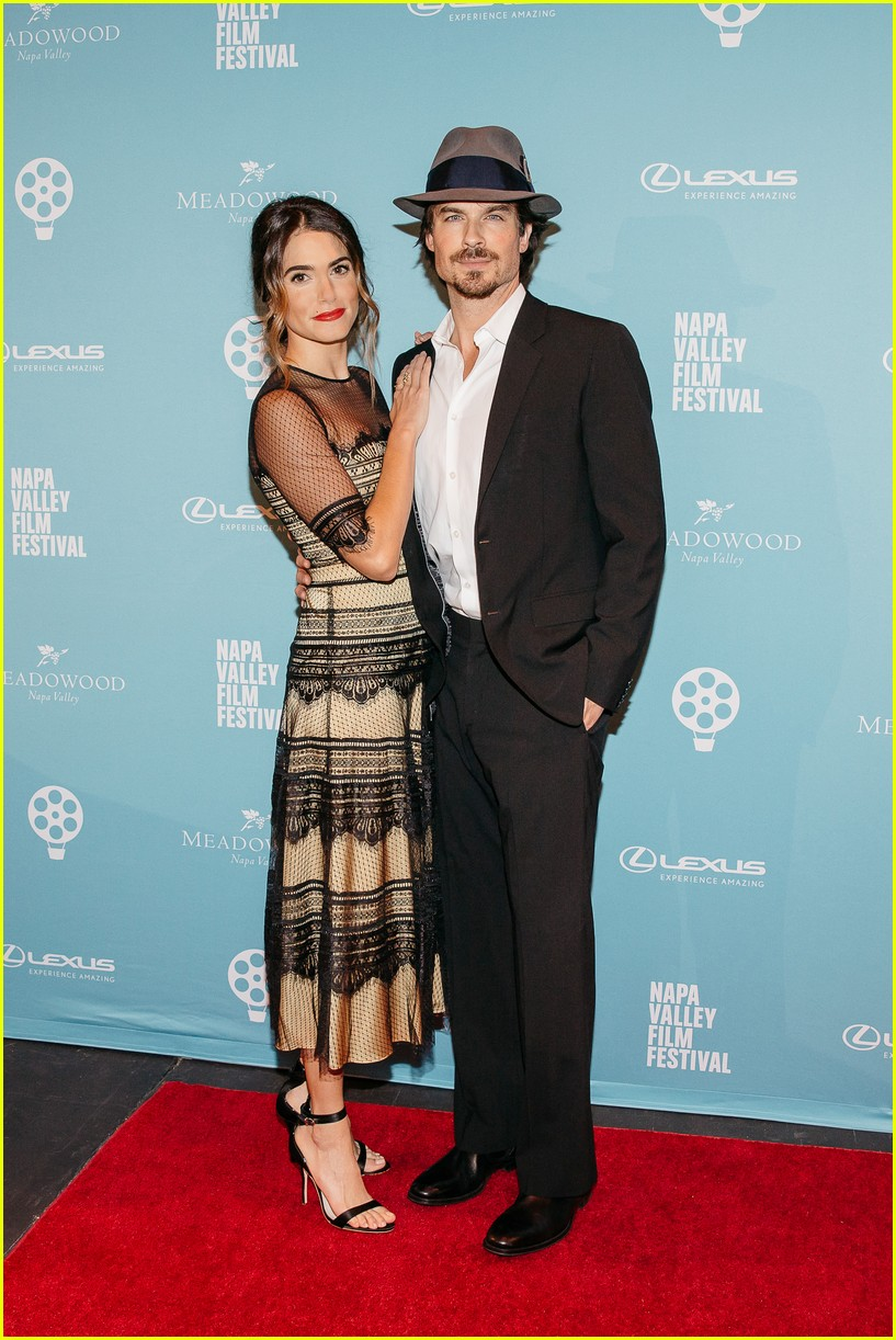 ian somerhalder and nikki reed honored at napa valley film festival 2017 01