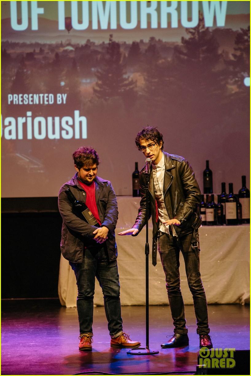gregg sulkin odeya rush rising stars at napa valley film festival 18