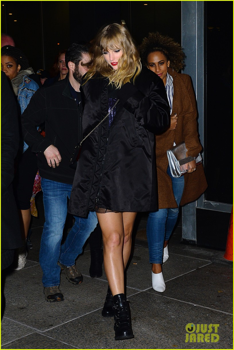taylor swift snl after party 02